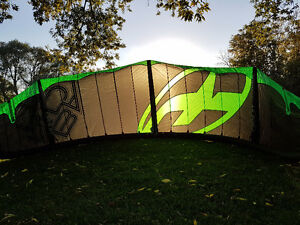 2015 F-One Bandit 11m Kite for Kiteboarding Kitesurfing