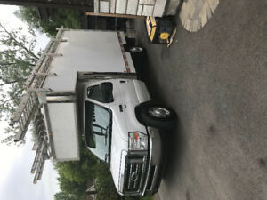 Camion cube 12 pieds