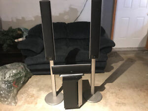 LG Surround system for sale