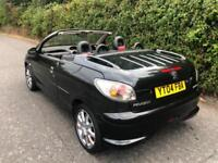 Peugeot 206 2.0 ( dig a/c ) 2003MY Coupe Cabriolet Allure