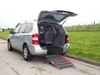 Kia Sedona 2.2CRDi 1 Wheelchair Accessible Vehicle WAV