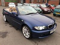 BMW 318 2.0 Ci SE Convertible 2004 With Only 130k & 12 Months Mot