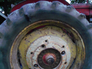 wanted tractor tires
