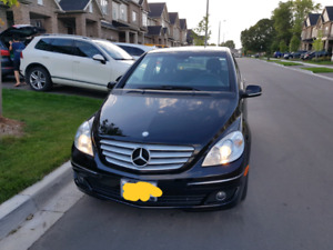 Mercedes B200 2008 for sale - CERTIFIED