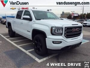 2018 GMC Sierra 1500 SLE  -  3SA Package - Running Boards
