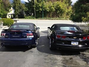 Supercharged 2002 Ford Mustang GT Convertible North Shore Greater Vancouver Area image 4