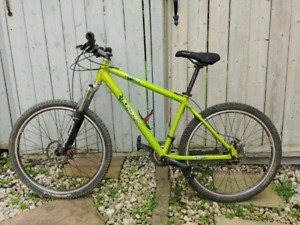 Custom Mountain Bike 400 obo Lg Frame