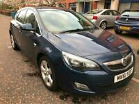 2011 Vauxhall Astra 1.6i SRi 5dr, 1 OWNER, F. S.H, Full Years Mot, Only 60k HATC