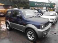 Suzuki Jimny 1.3 JLX+ FULL LEATHER 4X4 526000MLS EXCELLENT 2007