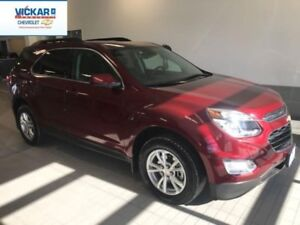 2017 Chevrolet Equinox LT  - Navigation - Sunroof - $179.18 B/W