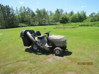 2 SEARS CRAFTMANS LAWNMOWERS FOR SALE!!