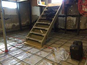 RSR Construction and Foundation Repair Regina Regina Area image 7