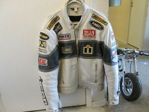 * ICON * NEO - DAYTONA RACING EDITION MOTORCYCLE JACKET