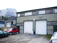 Industrial Bay For Sale in Exshaw Alberta
