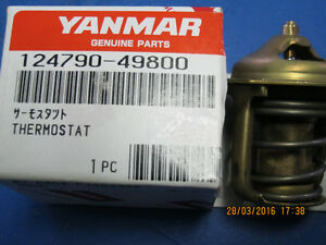 Yanmar Thermostat and gasket