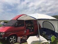 2000 vw transporter t4 camper 2.5 tdi lwb high top rare