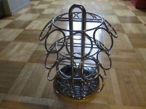carousel keurig k-cup 27x