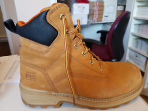 Men's Like NEW Timberland Pro Composite work boots size 9.5W.