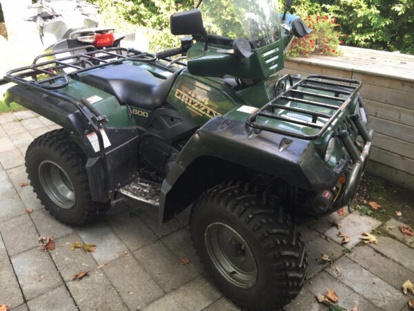 Used 1999 Yamaha Grizzly