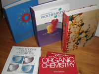 Science Books--Make an Offer!