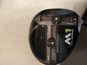 brand new m1 driver for trade or sale