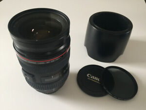 Canon 24-70 F2.8 L (other lenses/items also)