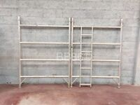 Boss Youngman Wide Span Aluminium Scaffold Tower Frames Wide Span (UK Delivery Available £16.50)