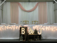 Backdrop Rental Available