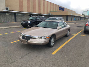 1993 Lincoln Mark Series Mark VIII Coupe (2 door)