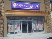 KIM LU NAILS AND SPA RED DEER