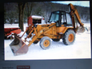 $$$$$$  WANTED BACKHOE OF  ANY TYPE  $$$$$$$