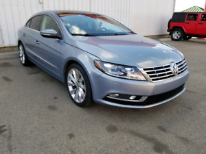 2013 VOLKSWAGEN CC HIGHLINE 2 SETS OF WHEELS