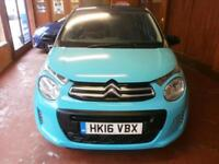 Citroen C1 1.2 PureTech ( 82bhp ) 2015.5MY Feel