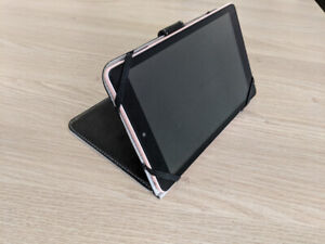 "NuVision 8"" HD, 16 GB Storage, Android tablet with smart cover"
