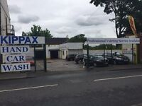 Hand Car Wash For Sale (Huge Potential)