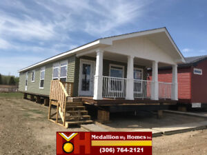 Lake House *IN STOCK NOW* Model 20078 Modular Home