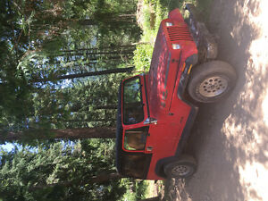 1989 Jeep Wrangler YJ Other