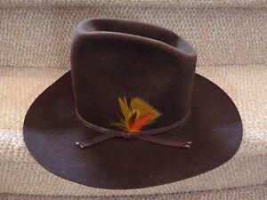 Cowboy Hat w/ Feather