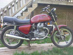 '79 Honda cx500 for sale