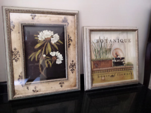 Picture frames , Cadres