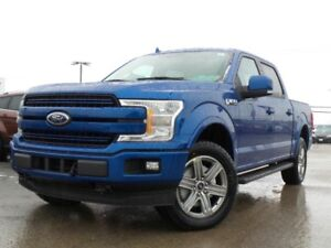 2018 Ford F-150 LARIAT 2.7L ECO 501A