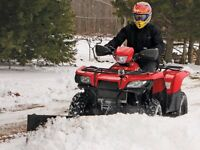Snow plowing in Hantsport! $15-$20