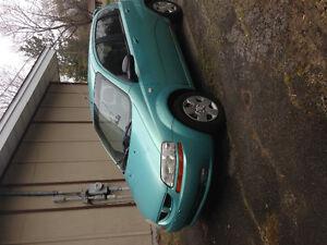 2005 Pontiac Wave 2000$ Ferme