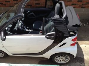 2011 Smart Fortwo Passion Cabriolet - Touring Package