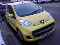 Peugeot 107 Urban 5dr PETROL MANUAL 2007/07