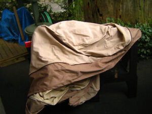 Tarp-Patio furniture cover