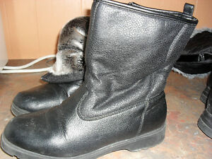 Bottes d'hiver taille 7/ 9/10