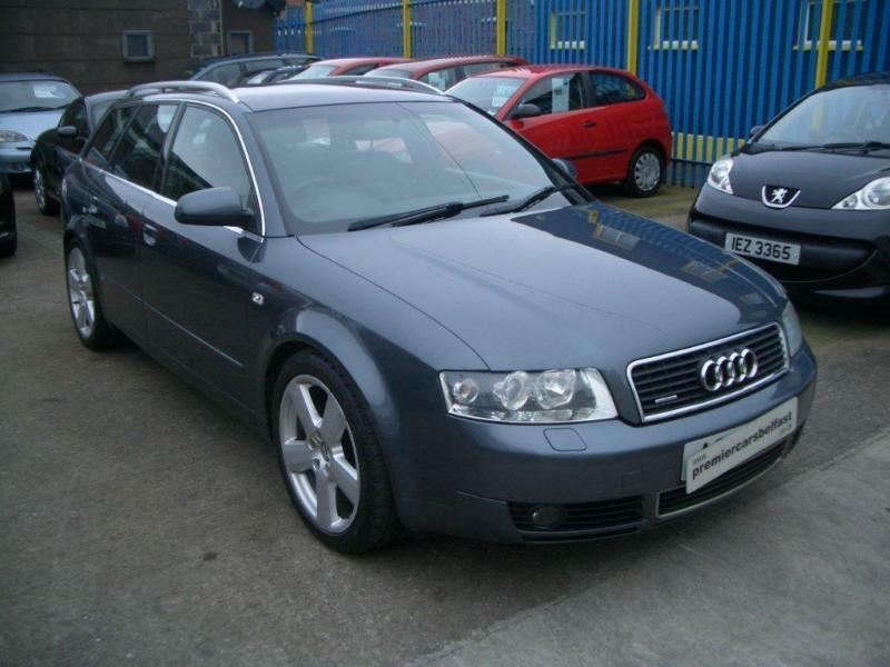 2004 audi a4 avant 2 5 tdi s line 5dr in donegall road belfast gumtree. Black Bedroom Furniture Sets. Home Design Ideas
