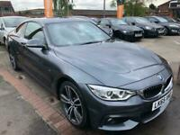 2015 BMW 4 Series 435D XDRIVE M SPORT Auto Coupe Diesel Automatic