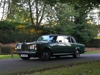 1979 ROLLS ROYCE SILVER WRAITH 2 LWB. REAR SMALL WINDOW.